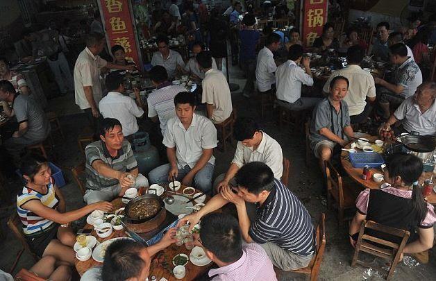 Consumo de perros en China